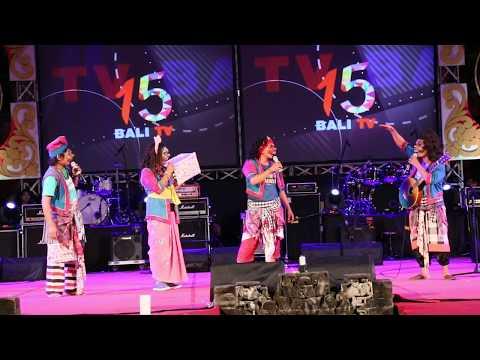 Lawak Bali RAREKUAL Show Taman Budaya Art Centre