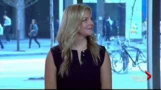 Eloise Mumford Interview on The Morning Show