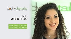 Laser Hair Removal and Tattoo Removal Services | Body Details