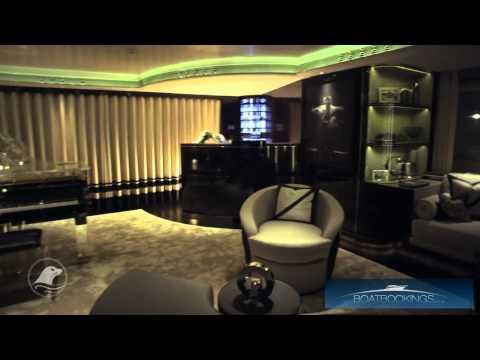 Breathtaking video of luxury crewed motor yacht SEALYON!