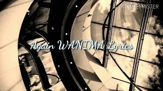 Download アゲイン [ Again ] WANIMA Lyrics