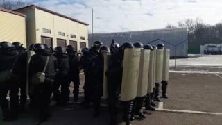 В Уфе показали будни бойцов спецподразделения Росгвардии