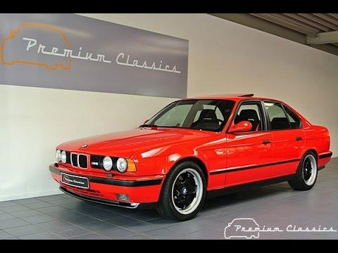 Легенда - BMW M5 3.8 E34 _ 20 Jahre BMW Motorsport Edition