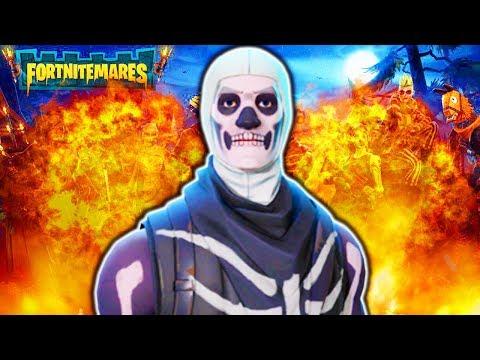Fortnite 2018 Halloween Skins...(Skull Trooper + More!)