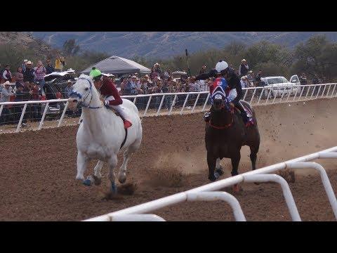 Carreras de Caballos en Moctezuma 25 de Diciembre 2018