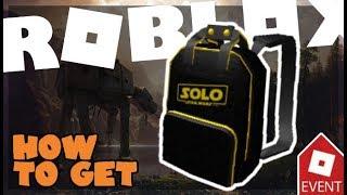 [EVENTO] Cómo obtener la mochila de marca en solitario. Roblox: Battle Arena Event