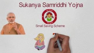 Sukanya Samridhi Yojana for Girl Child