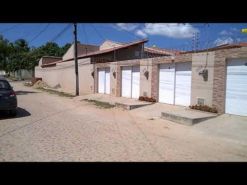 Casa plana no Maracanaú 2 quartos projetada e decorada