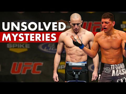 The 10 Biggest Unsolved Mysteries in MMA History