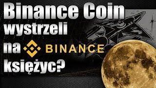Kryptowaluta Binance Coin wystrzeli na księżyc?