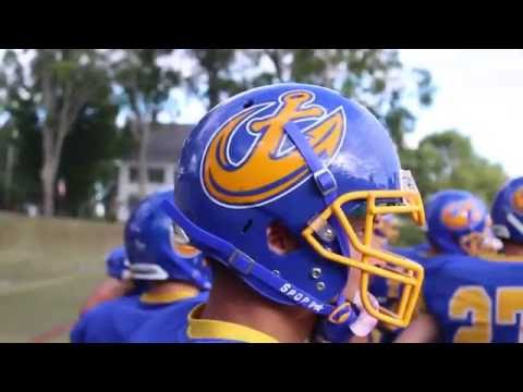 Maine Maritime Academy Football 2016 - We Are Back