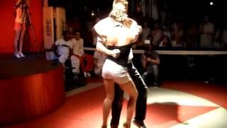 Видео: Инаки Фернандес и Даша Реут  Кизомба