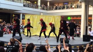 DA PUMPのNEWシングル発売イベントのミニライブ!