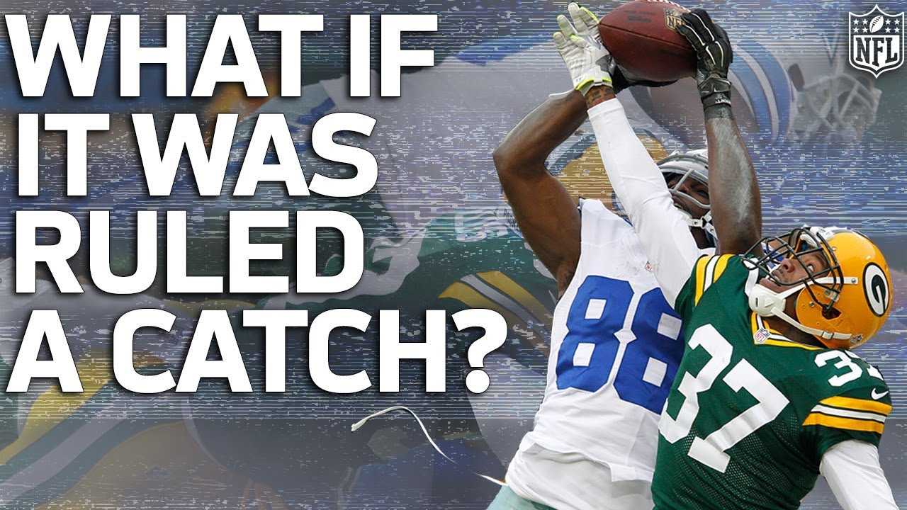 That Time Dez Bryant S Catch Was Ruled Incomplete Changed The Nfl Forever Or Did It Nfl