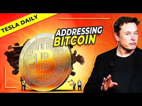 Musk Defends Bitcoin Decision, Will Tesla Start Mining? + Plaid Model S Breaks Record