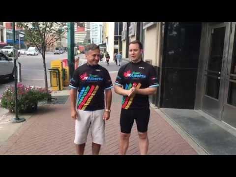 EEDC and Edmonton Chamber of Commerce ALS Ice Bucket Challenge