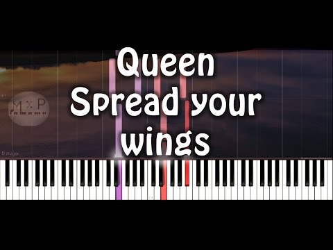 Queen - Spread Your Wings Piano Cover