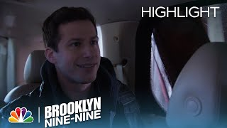 A Secret Meeting In Holt's Car | Season 4 Ep. 21 | BROOKLYN NINE-NINE