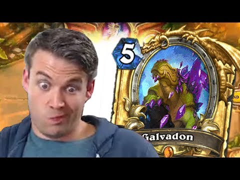 (Hearthstone) Galva Defense