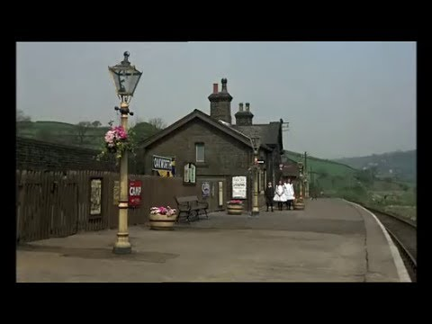 The Railway Children (1970) Location - Oakworth Station, Keighley, West Yorkshire
