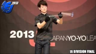 Tatsuya Fujisaka - 1A - 1st - East Japan Yoyo Contest 2013 - Block A thumbnail