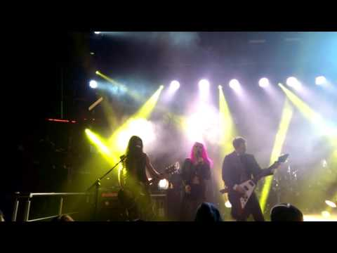 Therion - The Dreams of Swedenborg @ The Academy, Dublin, 2016 [HD]