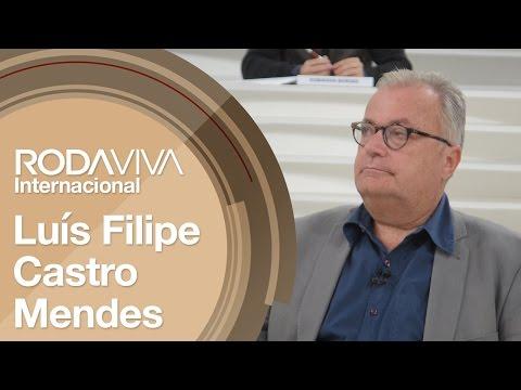 Roda Viva Internacional   Luís Filipe de Castro Mendes   26/01/2017