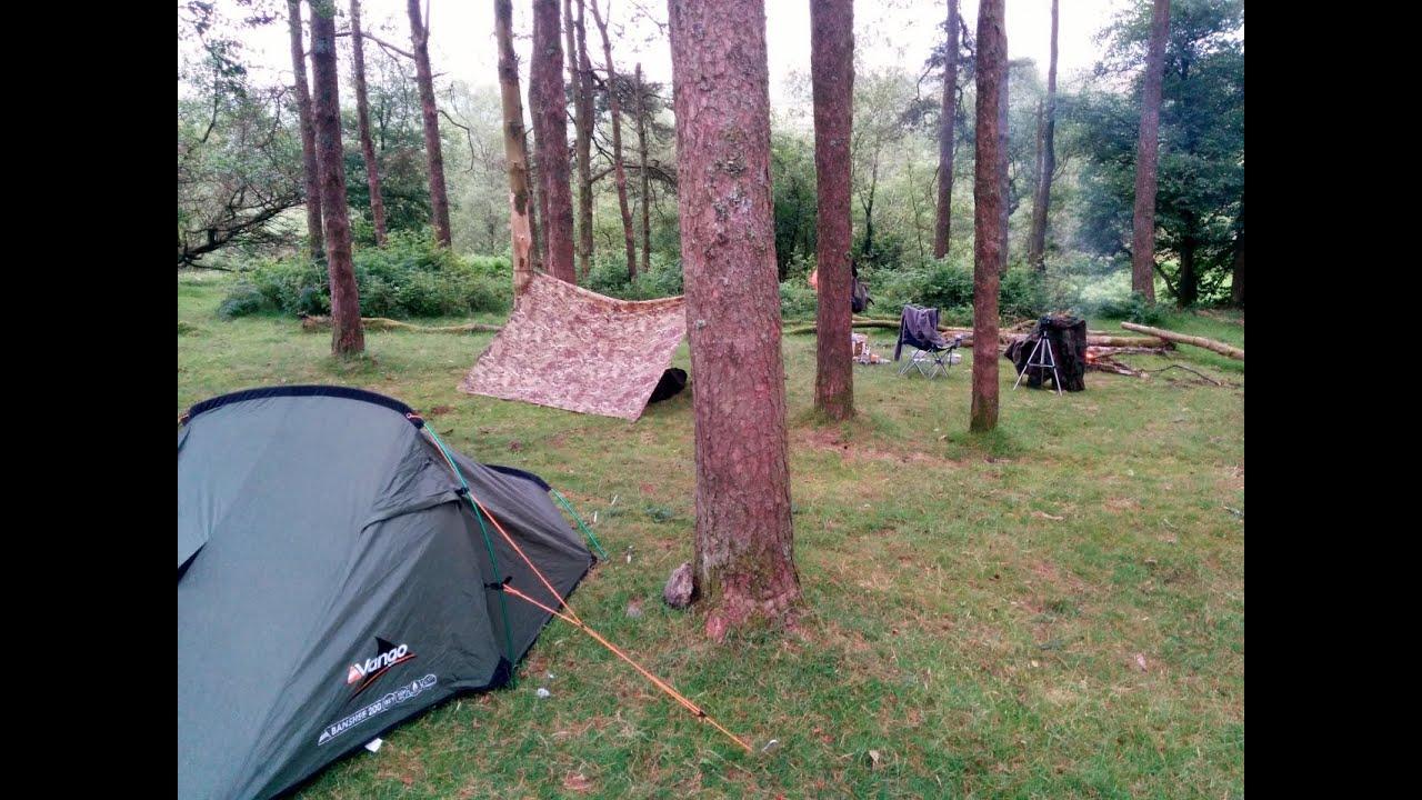 Wild Camping on Dartmoor - YouTube