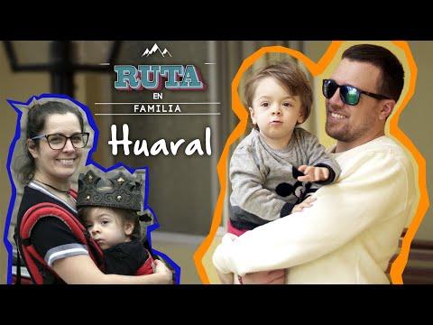 #RutaEnFamilia Yidda y Julian  - HUARAL