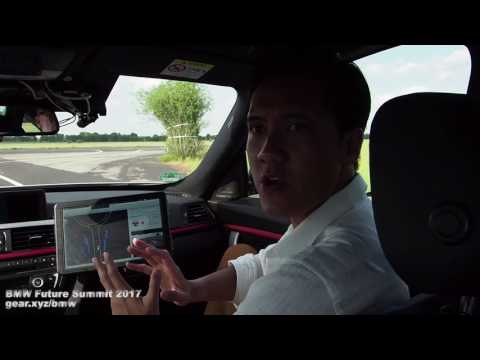 BMW demonstrates level 4 autonomous driving