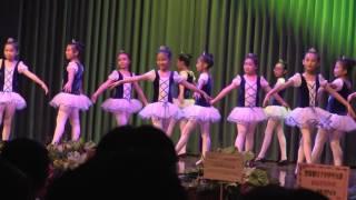 聖羅撒女子中學中文部小學畢業典禮之外國民間舞2016