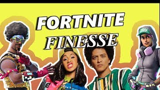 FORTNITE Finesse - Finesse (Remix) Recreation