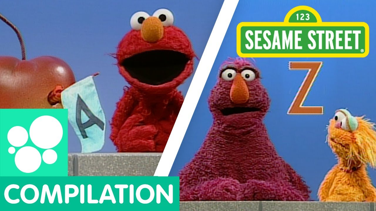 Download Sesame Street: Alphabet Letters Compilation with Elmo and Friends!