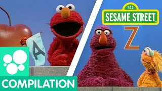 Sesame Street: Alphabet Letters with Elmo and Friends!
