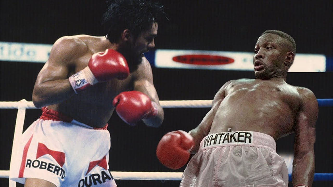 Download Pernell Whitaker - This is Boxing