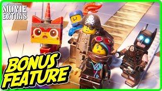THE LEGO MOVIE 2 | Cast Featurette