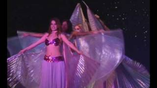 Danza del Vientre Isis Wings Belly Dance