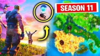 Say Goodbye To The Fortnite Map.. (Season 11)