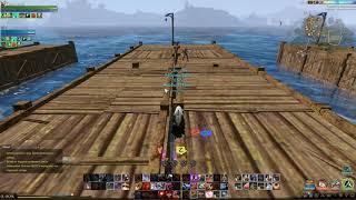 Archeage рибалка не дуже!