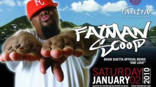 Fatman Scoop 2010 acapellas , samples , tools