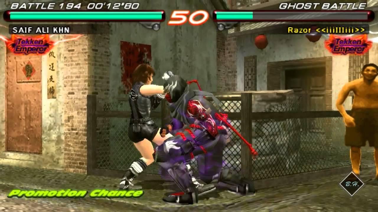 Tekken 6 Asuka Kazama Tekken God Rank Youtube