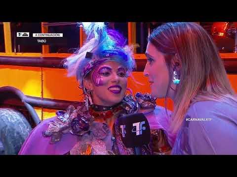 Ronda de Ganadores – Backstage Tabú – Carnaval 2020