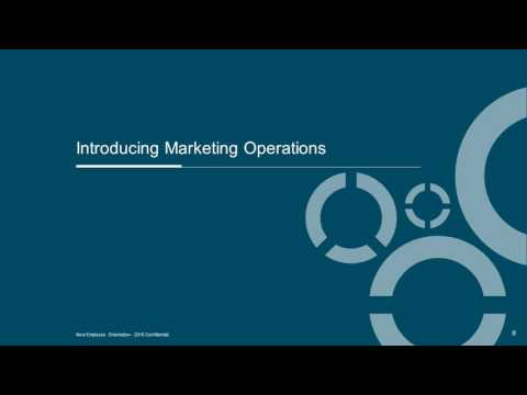Marketing Operations Webinar