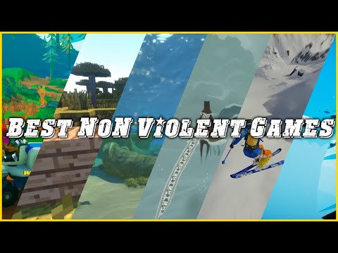 Best Non Violent Video Games As Of 2019