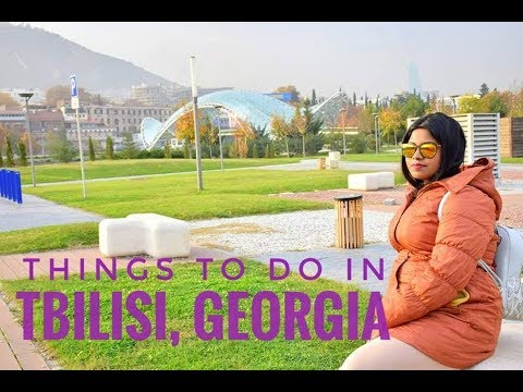 GEORGIA TRAVEL VLOG - Things To Do In Tbilisi, The CHEAPEST EUROPEAN Vacation?