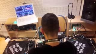 PIK-FEIN @ ToFa Nightshift ⎜ Radio-X - Frankfurt