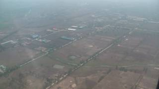 BURMA : Flight Bagan-Yangon