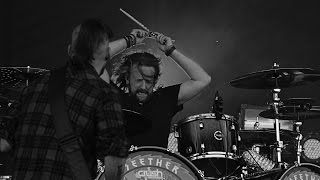 Seether drummer John Humphrey talks to 3dotmag