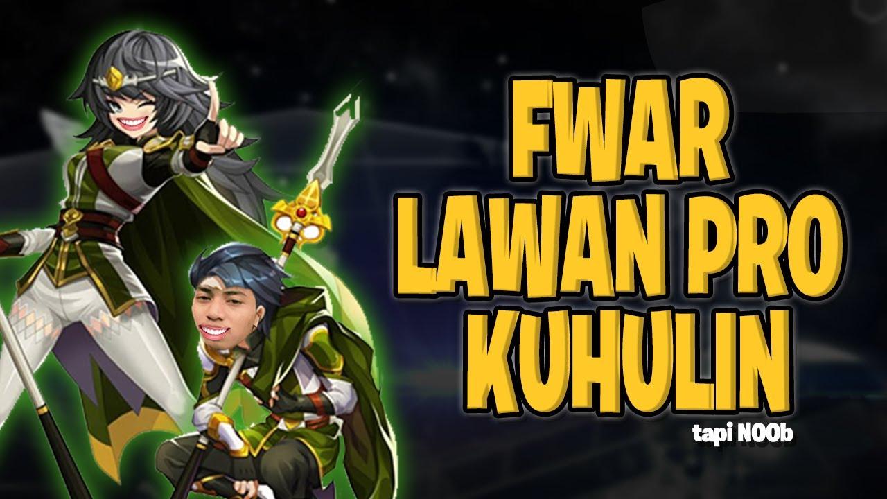 Fwar lawan Member Pro kuhulin! Pedes banget damagenya!!! (Lost Saga Indonesia)