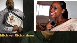 Mitrice Richardson's Father Discusses Daughter, Kamala Harris